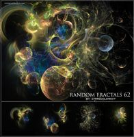Random Fractals 62 By Starscoldnight by StarsColdNight