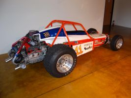 81 Porsche 930 twin turbo BAJA by Partywave