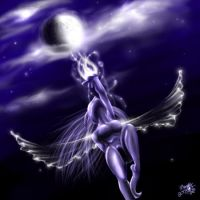 Fey de la Lune by Moppy
