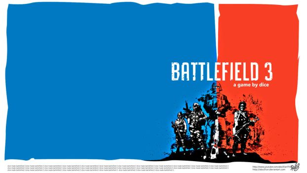 Battlefield 3, a Game By Dice (E) by Abo3lian