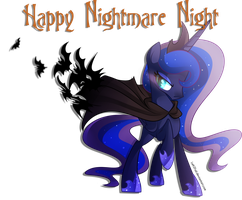 Happy Nightmare Night by Left2Fail