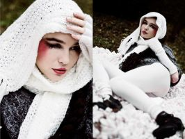 Winter games - editorial by DianaNohelova