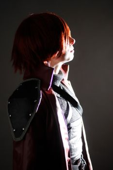 Profile of a Soldier by Anae-chan