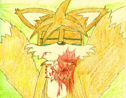 The Death of Tails by Tom-the-Foxey