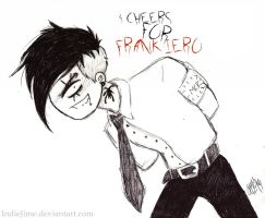 3 CHEERS FOR FRANK IERO by IndieJime