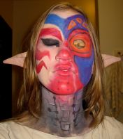Majora's Makeup 1 by Kiki-Tayler