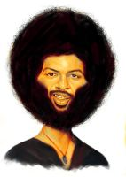 Gil Scott Heron by markdraws