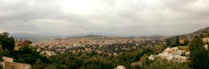 Cannes - Panorama..but what is THAT?? by UliInuzuka