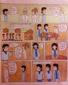 A Small Island Adventure pg 2 by BeatlesForLife