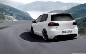 VW Golf VI GTI by Benjamin-Dandic