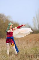 Final Fantasy VI - Terra Branford by Chibi-Juice