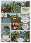 Comic: Tough love p1 by SteinWill