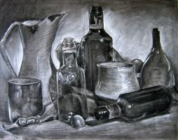 still life, values by bangalore-monkey
