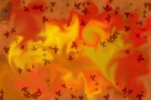 CE: Autumn abstract by PPGirl16
