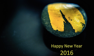 Happy New Year - 2016 by berlinhelmut