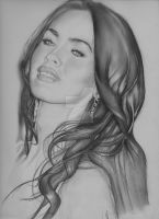 Megan Fox 4 by michimao