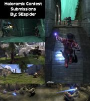 Haloramic Contest Submissions by SEspider