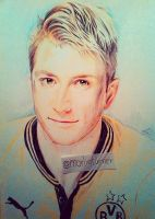 Marco Reus by TimelordLoki