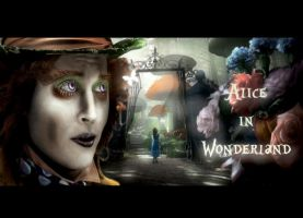 Coloration Project - Alice in Wonderland by coolstergraphics