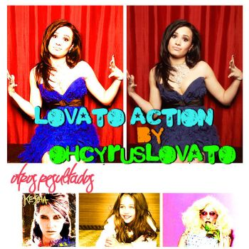 LOVATO action by ohlovatocyrus