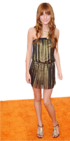 Bella Thorne PNG by OhFabulousGraphics