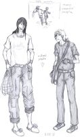 NnoiTes casual clothes by n-dorfine