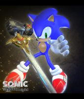 Sonic and the Black Knight by ICEMBL