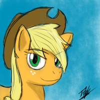 Applejack by ToMaz777