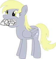 Derpy Hooves - You've got mail by MAST3RLINKX