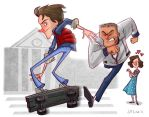 Back to the Future by JeffVictor