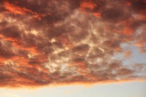 Fire Clouds - Stock 01 by Thy-Darkest-Hour