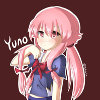 Yuno by Yukeria