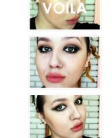 how to makeup inspired by lanvin on.... by GiveMeSugar