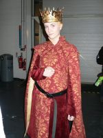 King Joffrey MCM May '12 by KaniKaniza