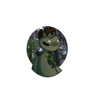 Tree Spirit by candyhighdraws
