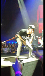 Mike Shinoda on LP Concert by Puma1904