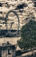 London eye by arnaudperret