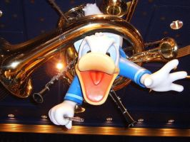 Donald Duck by Wickedly-Witchy