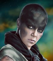 Furiosa by MaryMagika