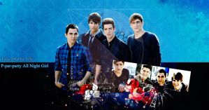 Wallpaper BTR by CaroEditionsBTR