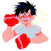 ippo by bosozokuu