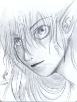 Male elf by Alfariel