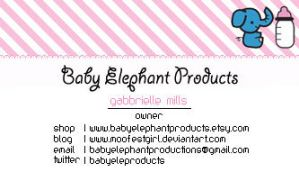 .: Business Card :. by moofestgirl