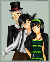 DP - The Roaring 20s - REQUEST by Asatsuyu