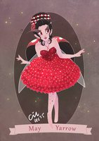 May Fairy by cindre