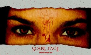 Scare Face by jaderubini
