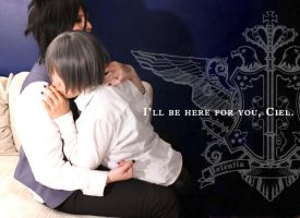 Black Butler - I'll be here by kaworu0926