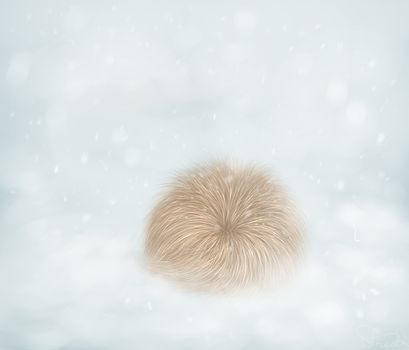 suddenly tribble by TreefoxYllavyer