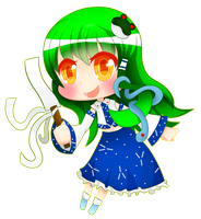 AT: Sanae by Katsumimi