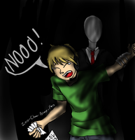 Pewdiepie Slender by Zero-Chan-Anime-Fan
